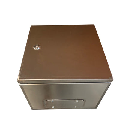 ES883 Stainless 800x800x300