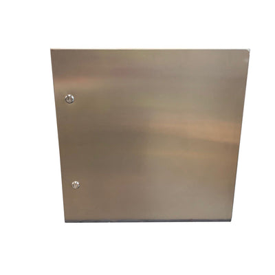 ES221 Stainless 200x200x150