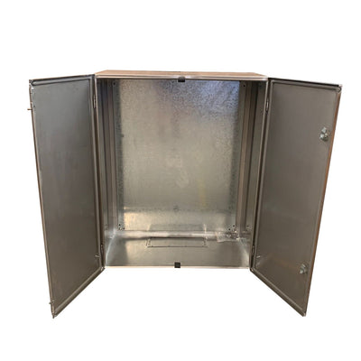 ES12124 Stainless 1200x1200x400