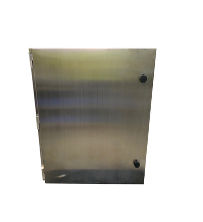 ES432 Stainless 400x300x200