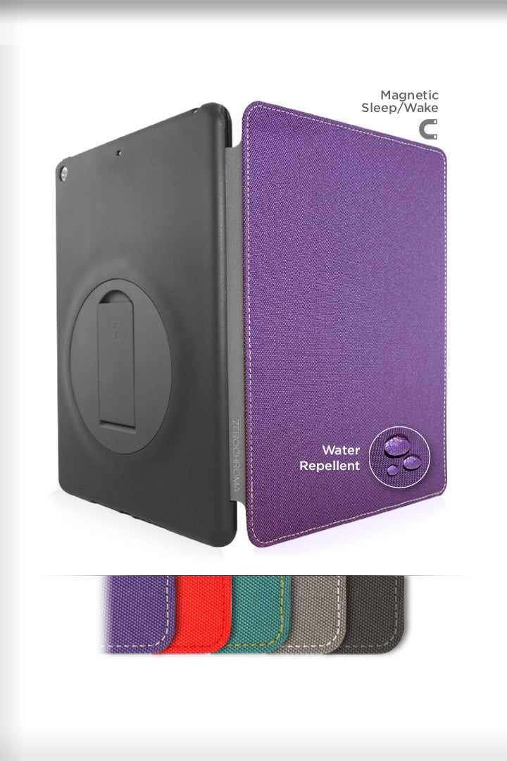 - FolioSlide Case w/Lid - iPad Air & Air 2 - ZeroChroma - 9