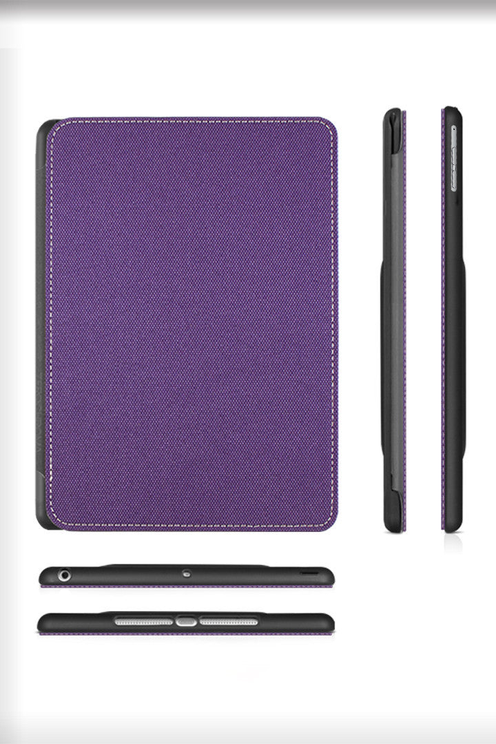 - FolioSlide Case w/Lid - iPad Air & Air 2 - ZeroChroma - 11