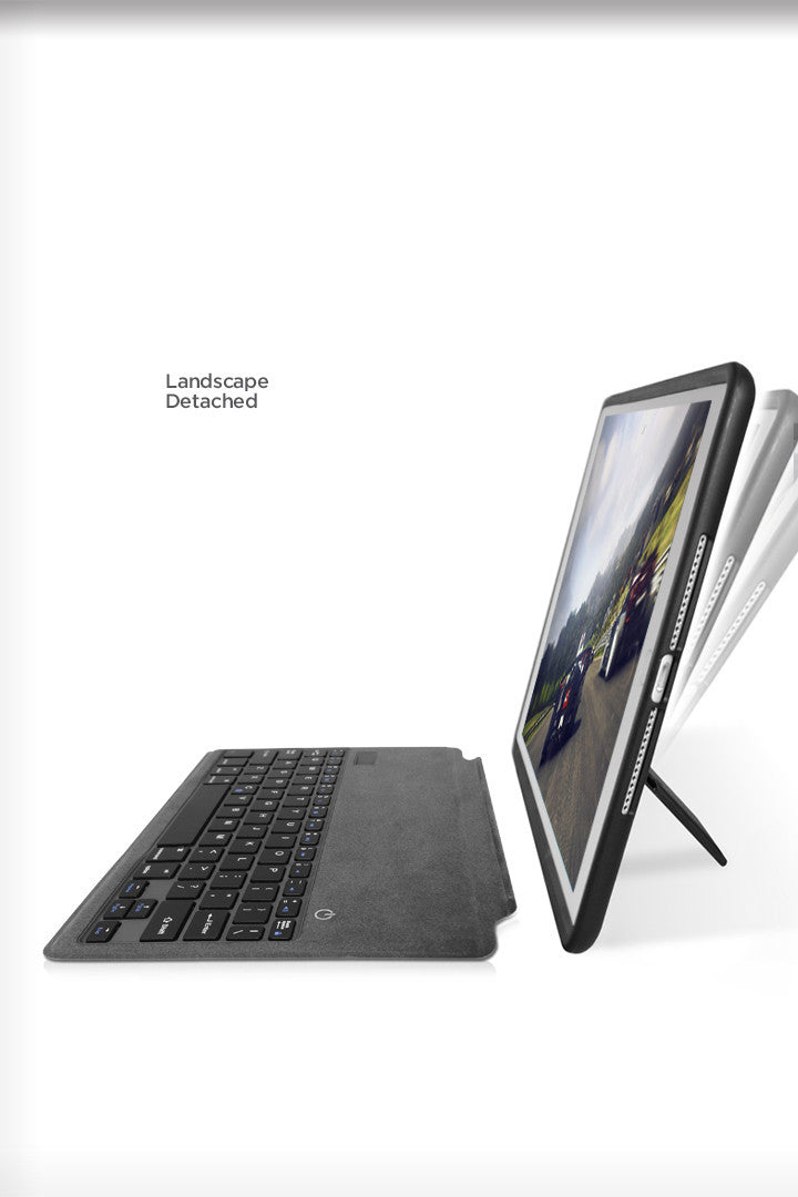 - Keyboard Slide-Lid - FolioSlide iPad Air & Air 2 - ZeroChroma - 4