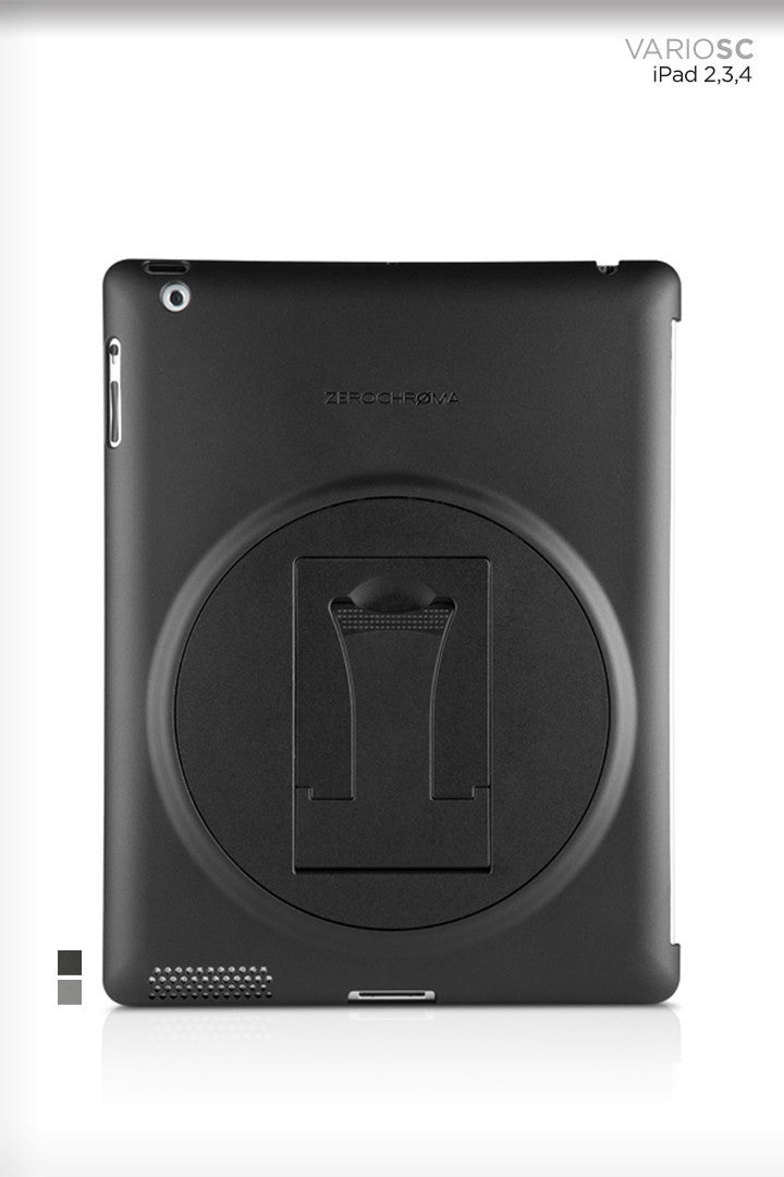 VarioSC Case-Back - iPad 2,3,4