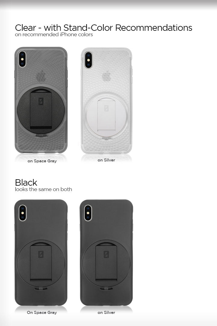 VarioProtect Case & Arm Mount Combo for iPhone X