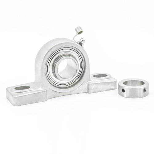 SSHCP202 - Stainless Steel - 15 mm Pillow Block SHCW202 + SP202S