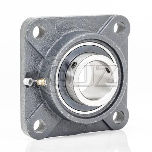 UCF202-10 - Cast Iron - 5/8 in Square Flange Unit UC202-10 + F204