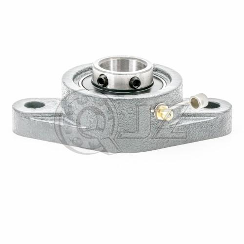 1.25 in 2-Bolts Flange Units Cast Iron UCFT206-20 Mounted Bearing UC206-20+FT206