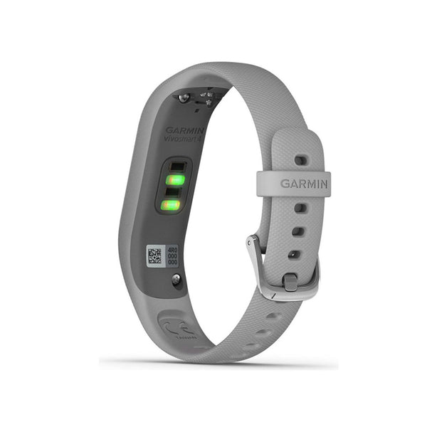 GARMIN Vivosmart 4 Silver with Gray Band Small/Medium