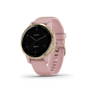 GARMIN VivoActive 4S, Dust Rose/Light Gold