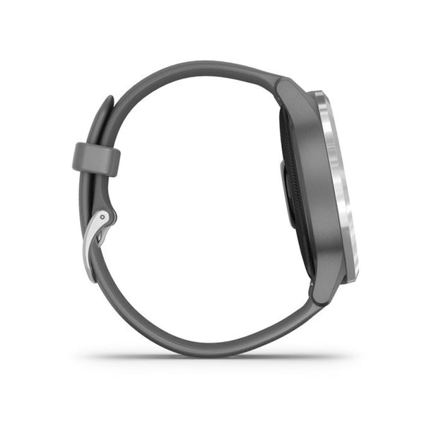 GARMIN -VIVOACTIVE 4 Shadow/Gray Silver