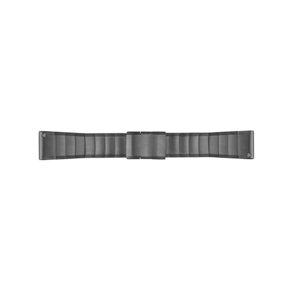 GARMIN Fenix 5x QuickFit Slate Grey Stainless Steel Band 26MM