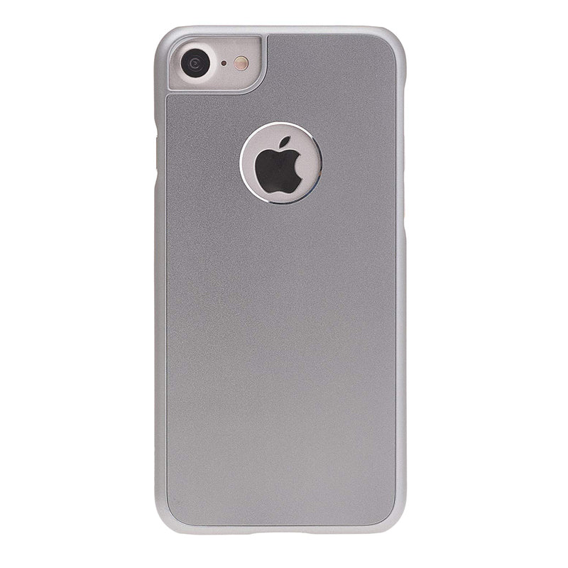 Aiino Steel Case For iPhone 7 and iPhone 8 Space Gray