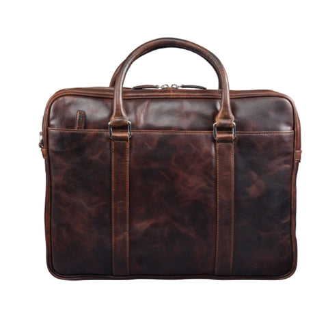 "dbramante1928 Baldur Chestnut  -15"" - Full Grain Leather Bag"