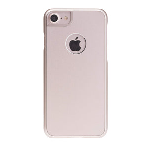 Aiino Steel Case For iPhone 7 and iPhone 8 Rose Gold