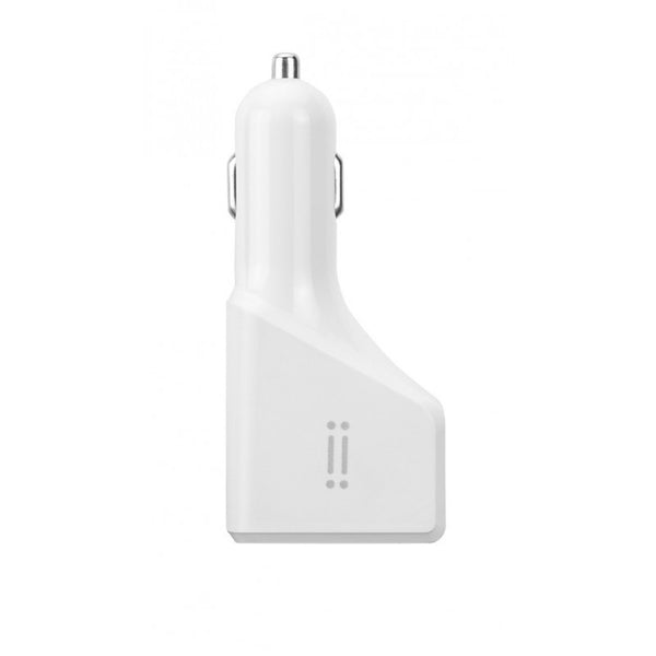 Aiino Car Charger 4USB 4.8A White