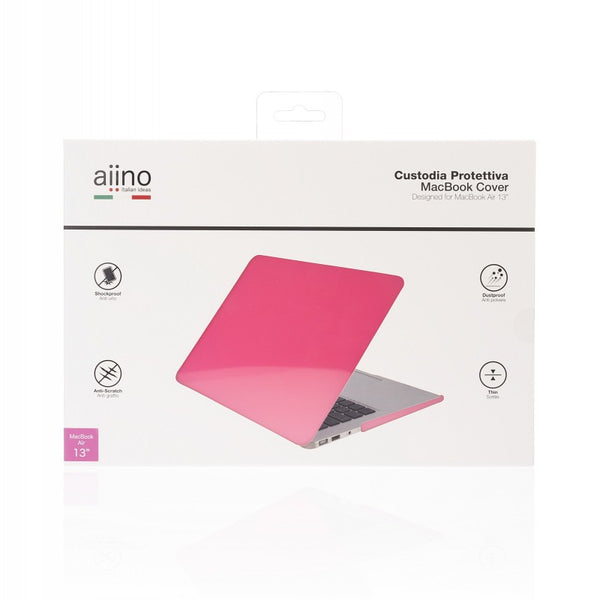 Case for MacBook Air 13 Matte - Premium - Pink,AIMBA13M-PNK-APR,Macbook Case