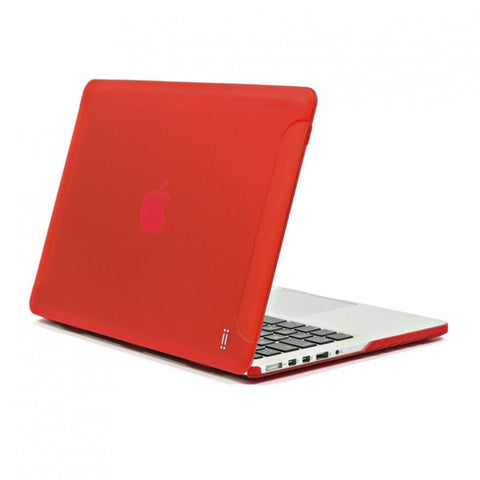 Case for MacBook Retina 13 Matte - Red AIMBR13M-RED,AIMBR13M-RED