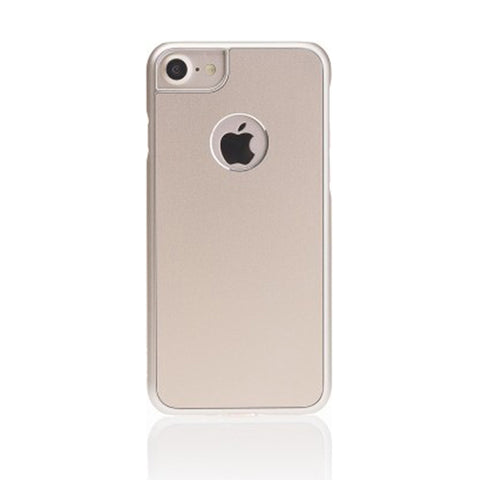 Aiino Steel Case For iPhone 7 and iPhone 8 Gold