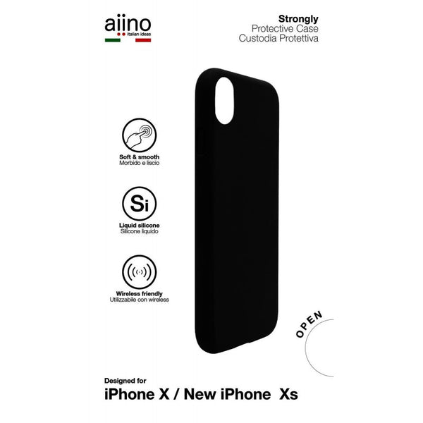 Aiino -Cover Strongly For The iPhone X/XS 2018 Premium -Black
