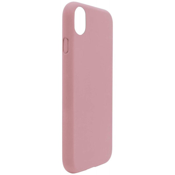 Aiino - Cover Strongly for the iPhone X/XS(2018) - Premium - Powder Pink,AIIPH1858-STGPP-APR,iPhone X/XS 2018 Premium Powder Pink cover