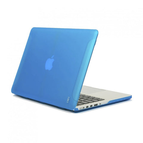 Aiino,Case,MacBook,Retina 13,Matte,Blue,AIMBR13M-BLUE,Laptop Accessories