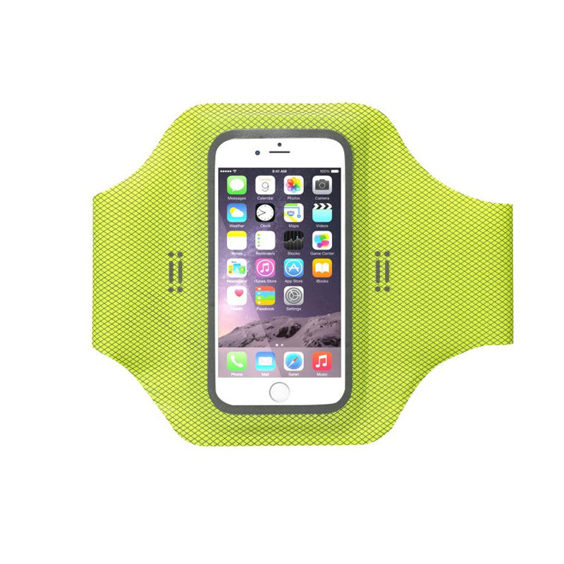 Aiino,Universal,Armband,Smartphone,up to 5,1,Yellow,AIARMUN51-YL,Mobile Accessories