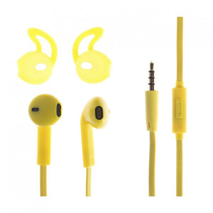 Aiino,POP,Earphones,Adapters,Yellow,AIHIEPOP-YL,Headphone and Speakers