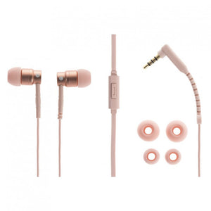 Aiino,Aluminum Jazz,In-Ear,Earphones,Rose Gold,AIHIEALJAZZ-RG,Headphone and Speakers