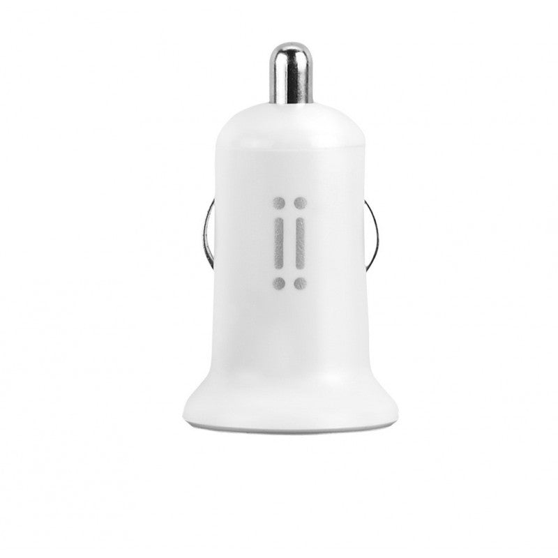 Aiino,Apple Car Charger,White,Car Chargers for Apple Smartphones