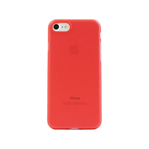 Z3RO Ultra Slim case,Red,Z3RO cases for Apple iPhones