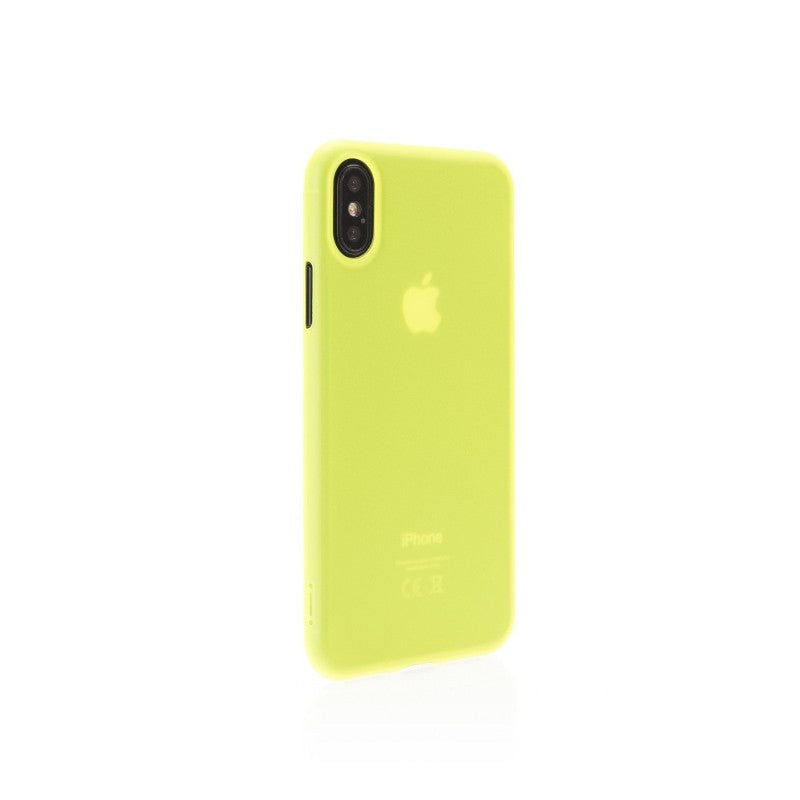 Aiino,Z3RO Ultra Slim case,Lime,Z3RO Case per iPhone X