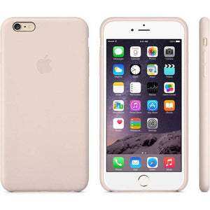 Apple iPhone 6 Plus Leather Case Soft Pink MGQW2