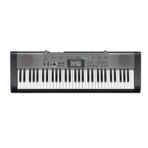 CTK-1300,Casio,Standard keyboards,Electronic Musical Instruments,Easy to read display,LCD,100 Song Bank Tunes,Built in