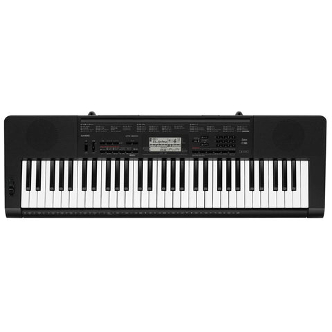 CTK-3200,Casio,Standard keyboards,Electronic Musical Instruments,A wide selection of tones,Versatile Expandibility
