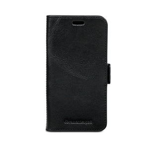 dbramante1928 Copenhagen iPhone Cover X/Xs Black - Full Grain Leather