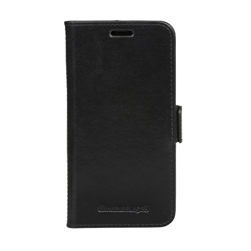 dbramante1928 Copenhagen Slim iPhone 11 Pro Max Black - Full Grain Leather