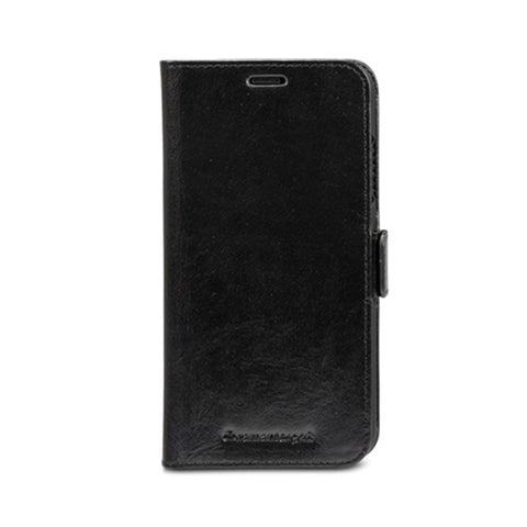 dbramante1928 Copenhagen iPhone Cover Xs Max Black - Full Grain Leather