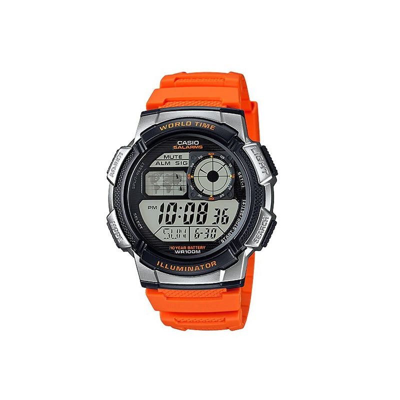 Casio,Digital Watches,Youth