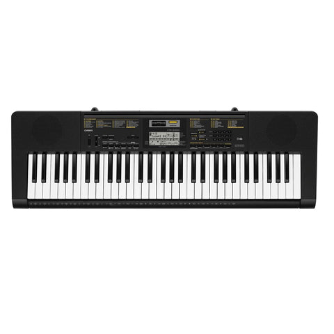 CTK-2400,Casio,Standard keyboards,Electronic Musical Instruments,A wide selection of tones,Versatile Expandibility