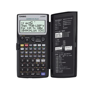 Casio,Programmable Models,School and Lab,Calculators.