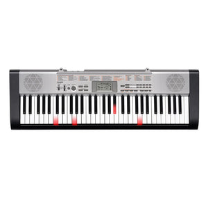 LK-130,Casio,Key,Lighting Keyboards,Electronic Musical Instruments,Simulated human voice,On screen timing indicator