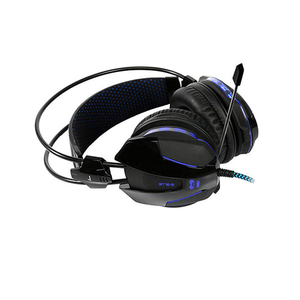 E-Blue,Professional,Gaming Headset,COBRA II,EHS014BK,Headphone and Speakers
