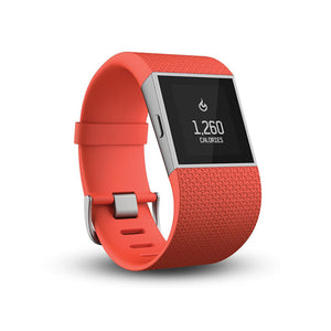 FITBIT Surge Small Tangerine Activity Tracker Smart Watch UK/EU