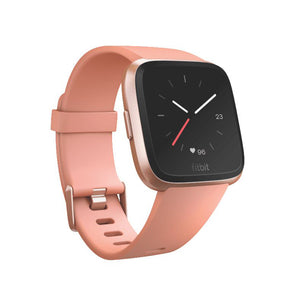 Fitbit,Versa,Health & fitness,Smartwatch,Peach Rose Gold,Aluminum,Fitness Wearables
