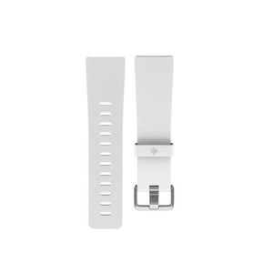Fitbit Versa Classic Accessory Band -White -Large
