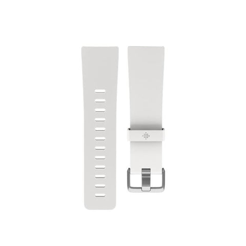Fitbit Versa Classic Accessory Band -White Small