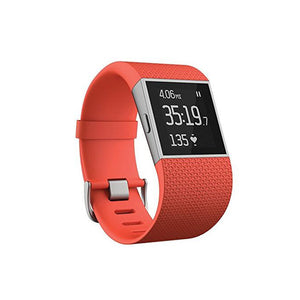 Fitbit Surge Fitness Super Watch Tangerine Large - UK/EU