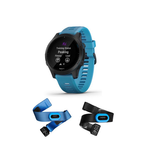 GARMIN Forerunner 945 Bundle, Blue
