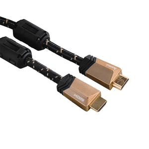 Premium HDMI,Cable,Ethernet,plug and plug,ferrite,metal,1.5 meter,5 STAR,High quality